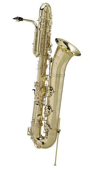 Selmer Paris Series II Professional Model 56 Bass Saxophone