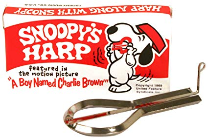 Snoopy Jaws Harp