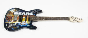 Chicago Bears Electric Guitar
