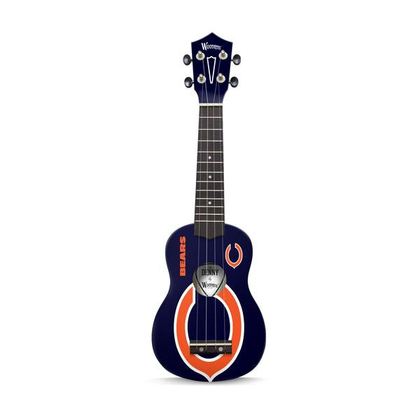 Chicago Bears Ukulele