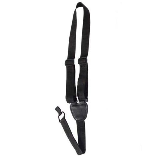 On Stage Ukulele Strap Black