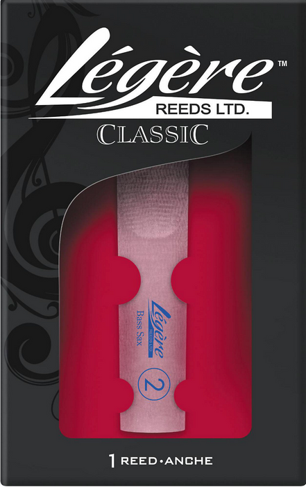 Legere Bass Saxophone Classic Reed