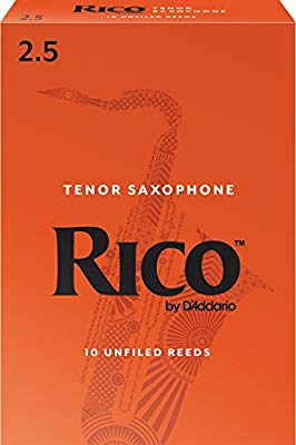 Rico Tenor Sax Reeds Box of 10