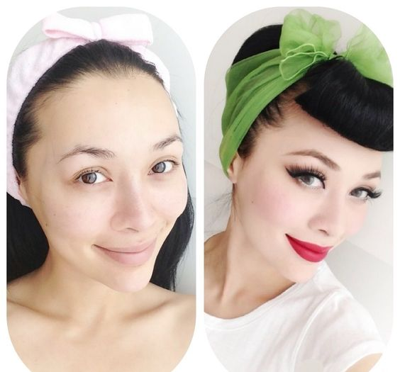 6 Makeup Product Essentials for Pinups