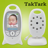 Wireless Video Baby Monitor 2.0 inch Security Camera