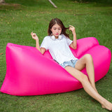 Portable Sleeping Bag Airbed Inflatable Hammock