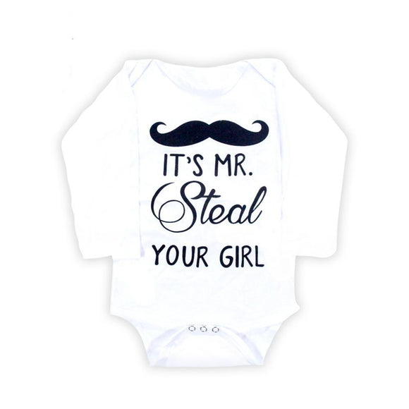 Mr. Steal Your Girl Onesie