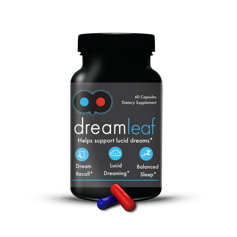 Dream Leaf | An Advanced Lucid Dreaming Supplement