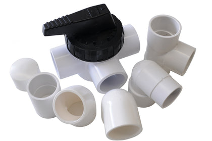 Pool Products NZ Pressure Pipe Fittings