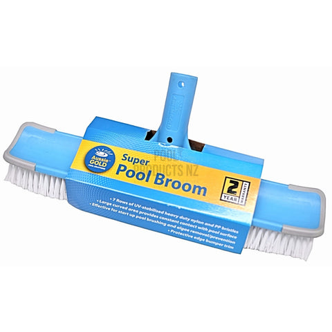 Pool Products NZ - Pool Broom - Super Aussie Gold Cleaning Accessories