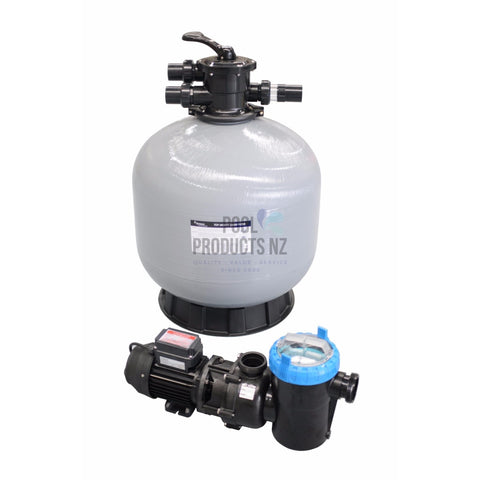 Pool Products NZ Pump and Sand Filter Combo