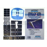 Roller - Odyssey Systems Universal Solar Blanket Strap Kit Part #101 Parts