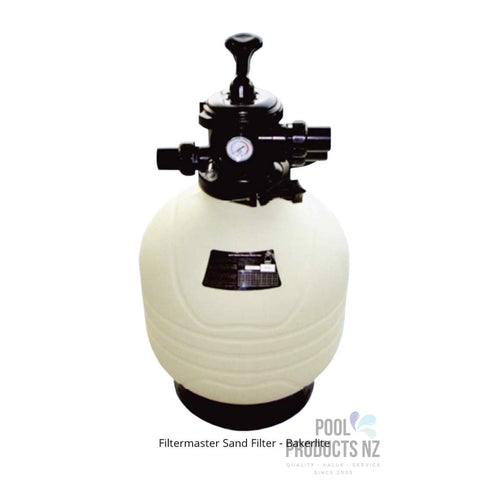 Pool Products NZ Sand Filter - Bakerlite Hi Flow Micro Glass Media