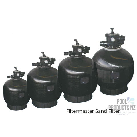 Pool Products NZ Sand Filter - Fibreglass Micro Glass Media