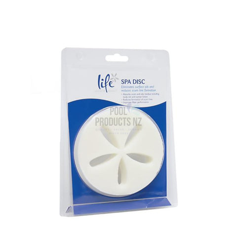 Pool Products NZ - Spa Disc - Life Products Accessories