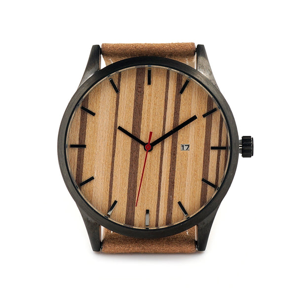 BoboBird Wooden Face With Stainless Steel Backing