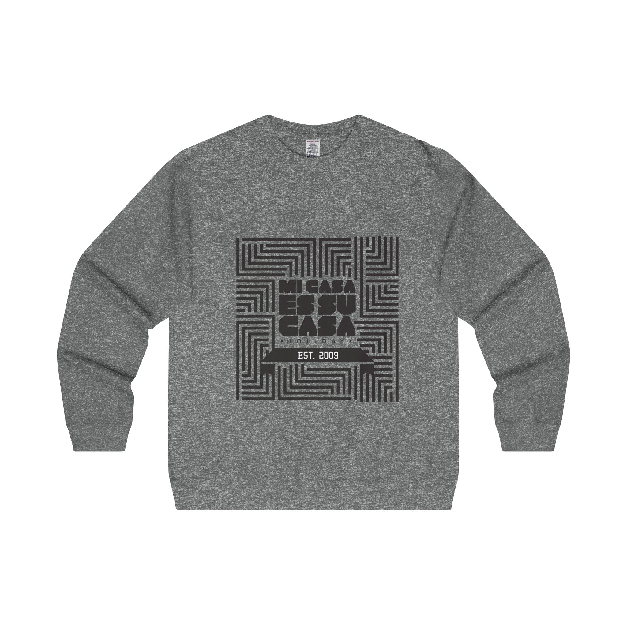 Men's Midweight Crewneck Sweatshirt