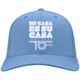 Mi Casa Holiday 10 Yr Anniversary Embroidered Twill Cap