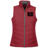 MCH Embroidered Holloway Ladies' Quilted Vest