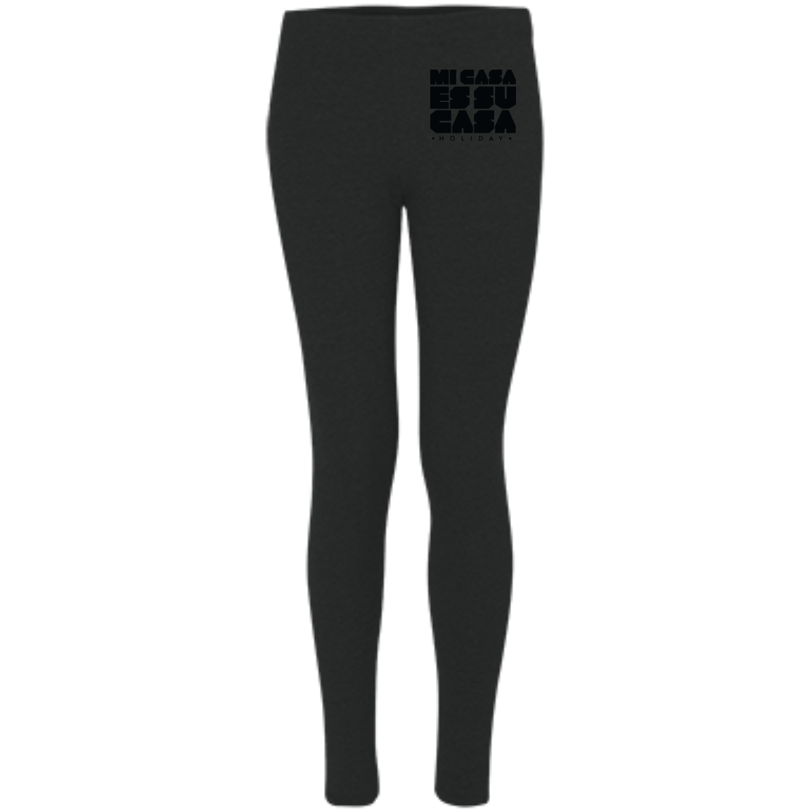 Classic MCH Embroidered Women's Leggings