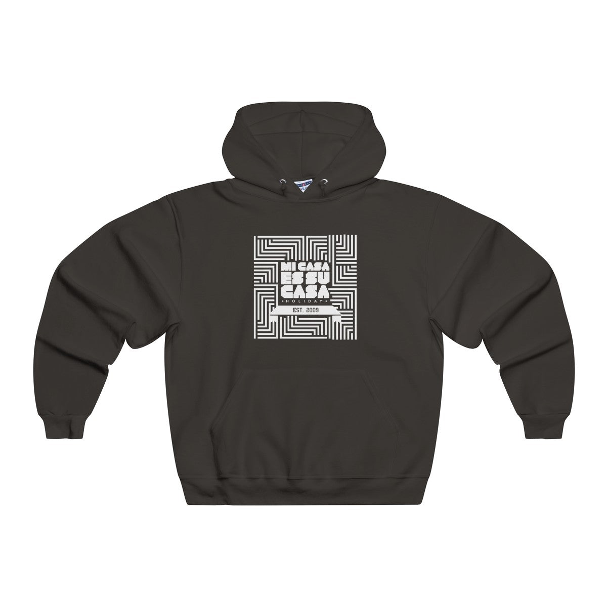 Mi Casa Holiday Est. 2009 NUBLEND® Hooded Sweatshirt