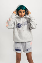 NOSTALGIA HOODIE - HEATHER GREY