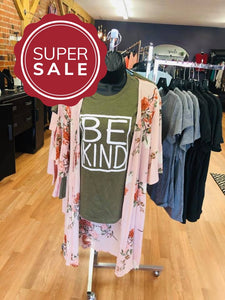 Be Kind Perfect TEE