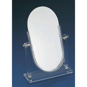 "#1801-1 Large Acrylic Adjustable Frame Double Mirror For Eyeglasses, 14 1/4"" X 19 1/2""H"