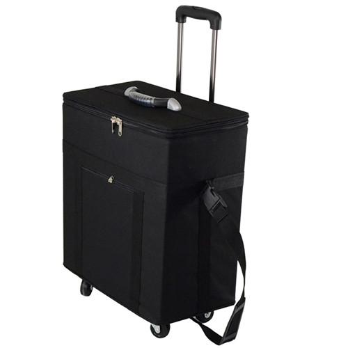 #CS-020 Traveling Case Full Closing Trays, 132 Frames, 18'' X 10'' X 22 ''H | APEX International