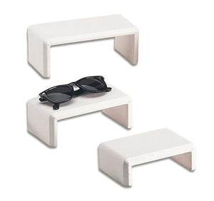 #516L U-Shape Eyeglasses Risers, 3 Pcs/Set