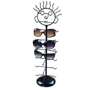 "#DPC-3823B Metal Eyewear ""Enjoy"" Rack,6 Pairs Eyewear"