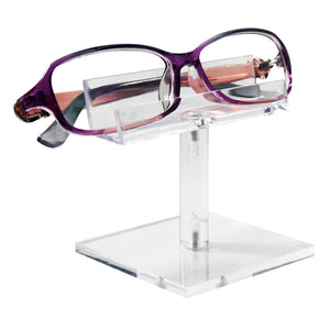 #AC-003 Acrylic Single Eyeglass Frame Stand