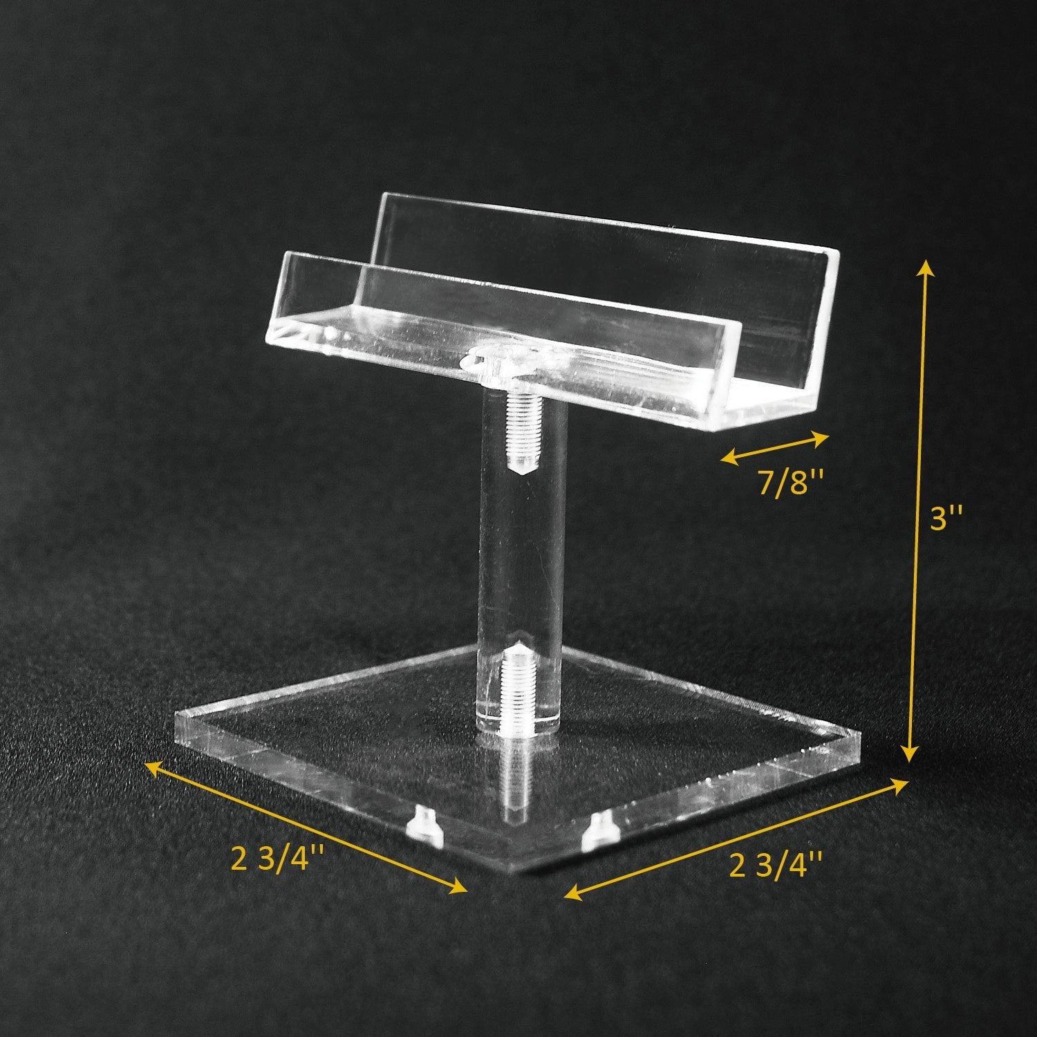 #AC-003 Acrylic Single Eyeglass Frame Stand | APEX International