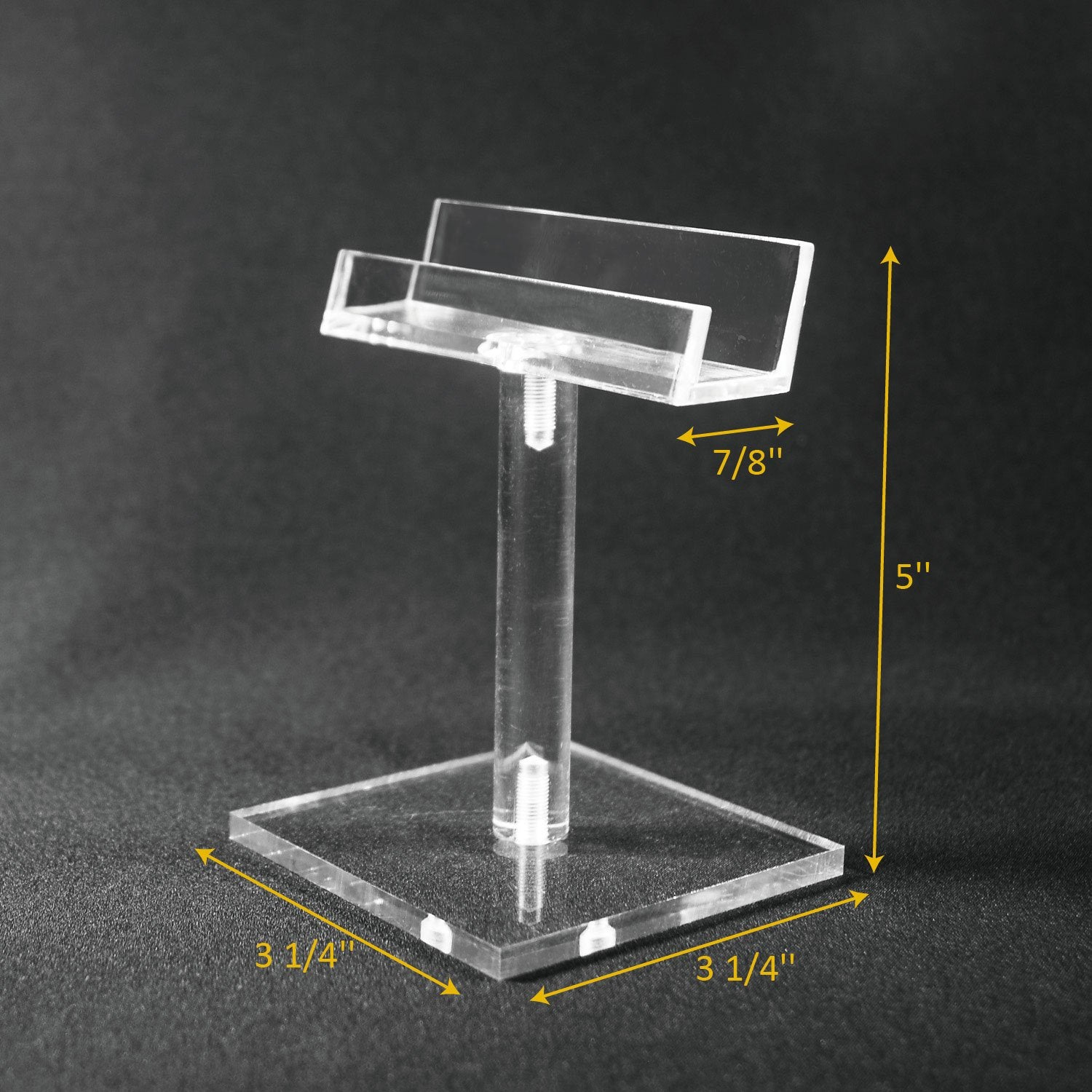 #AC-005 Acrylic Single Eyeglass Frame Stand | APEX International