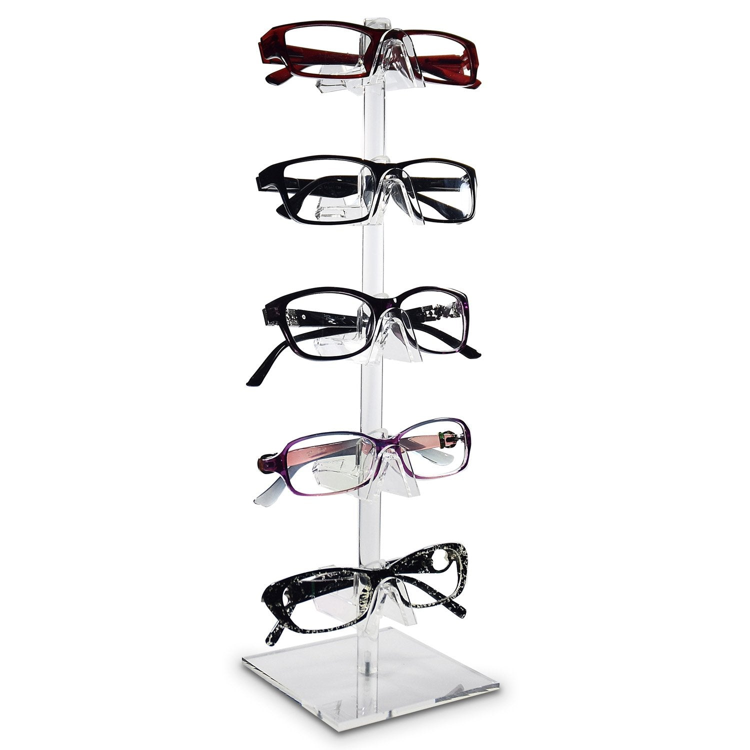 #AC-025 Acrylic Eyeglasses Frame Riser | APEX International