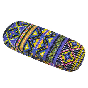 "#EYC-1701-2 Fabric Covered Eyewear Case 6 1/4""W X 2 3/8""D X 1 3/8""H"