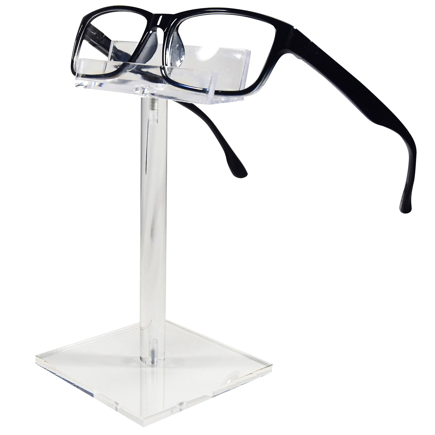 #AC-006X3 Acrylic Single Eyeglass Frame Stand.3pcs/set