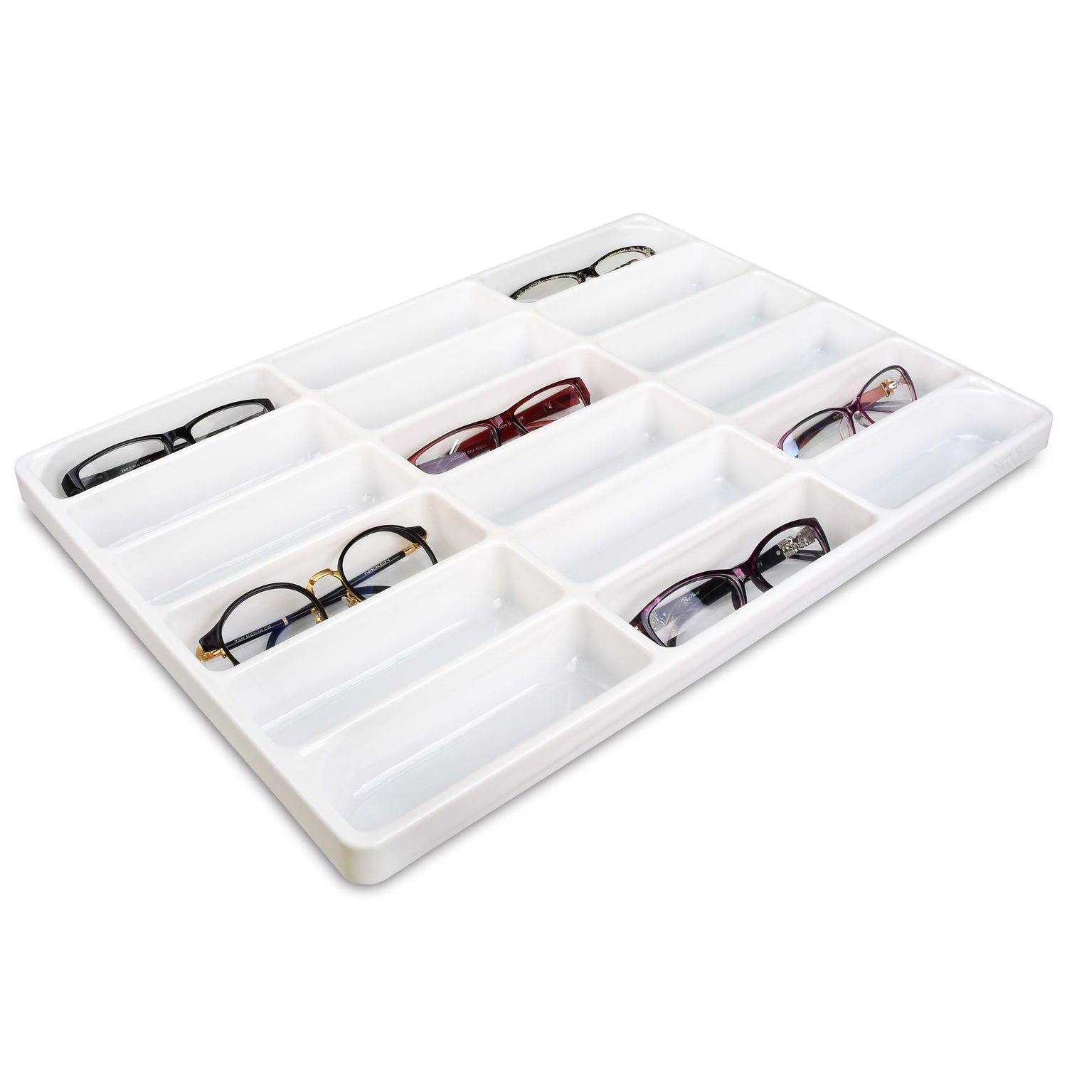 #TR-36P Plastic Eyewear Tray (Open Bottom) | APEX International