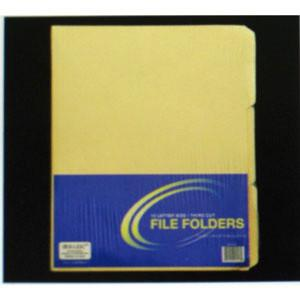 #FILB-513 12Pcs Letter Size/Third Cut File Folder