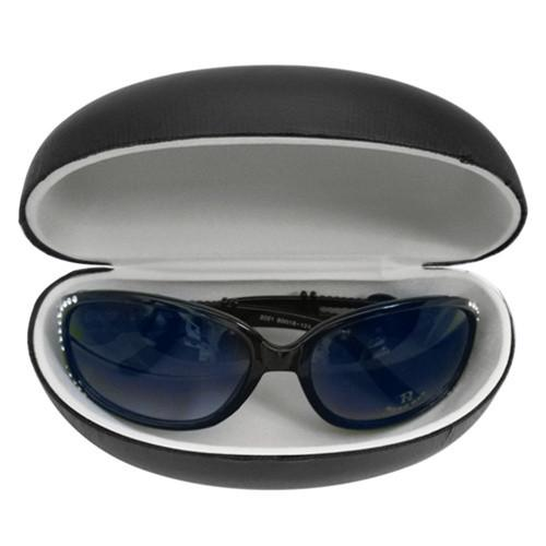 "#EYC-9405 Extra Large Dome Sunglass Case. 6 1/4"" x 2 3/4"" x 2 1/4""H"