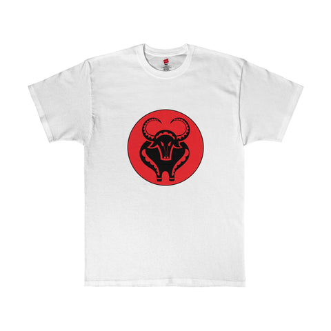 Double Sided Year Of The Ox Chinese Zodiac Symbol T Shirt