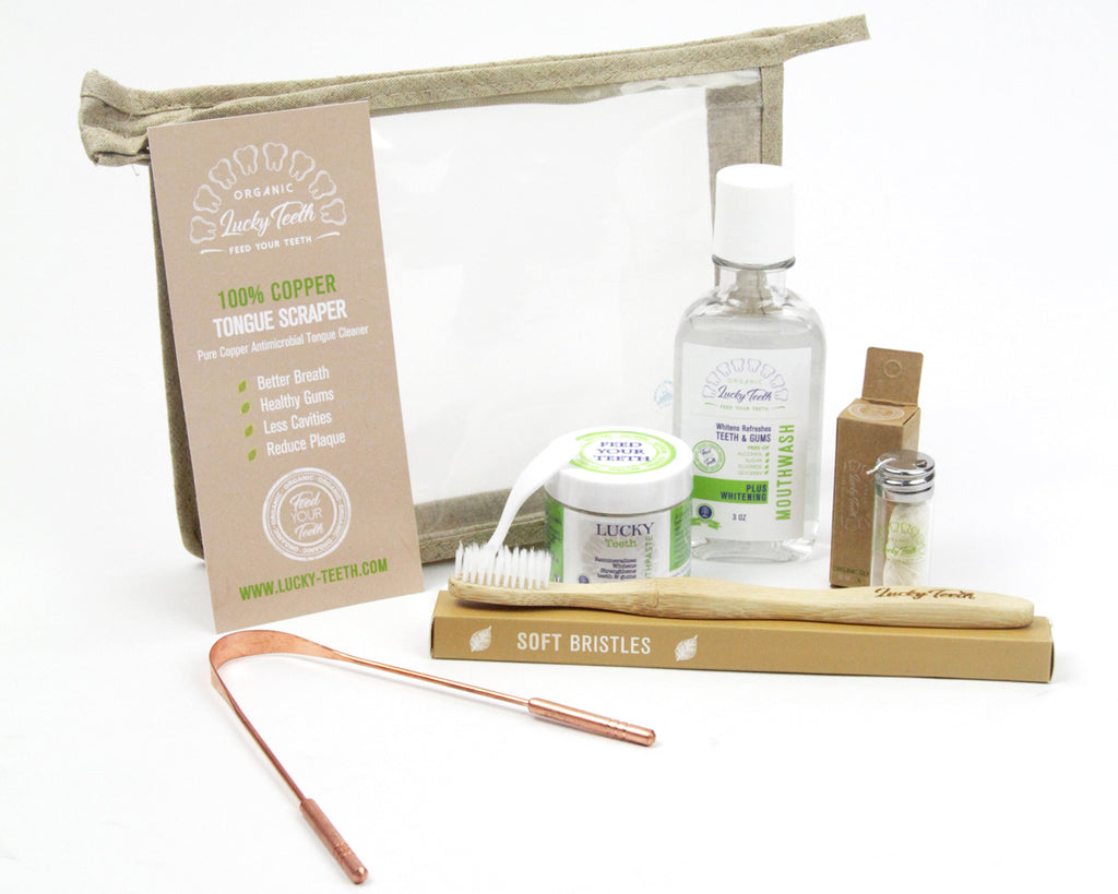 eco friendly travel kit