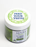 Lucky Teeth Organic Toothpaste- MIXED -Charcoal + Regular (White)