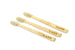 KIDS Bamboo Toothbrush - Soft Bristles, BPA & Phthalates Free