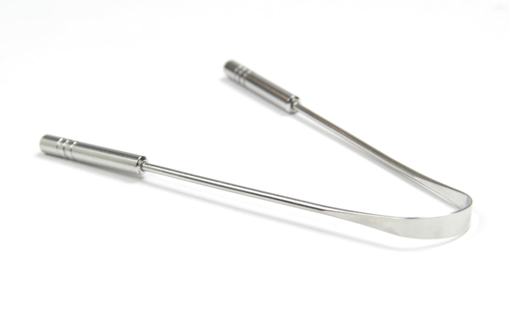 Tongue Scraper Stainless Steel