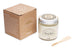 Organic Toothpaste-Remineralizes and Fortifies Teeth and Gums GLASS JAR