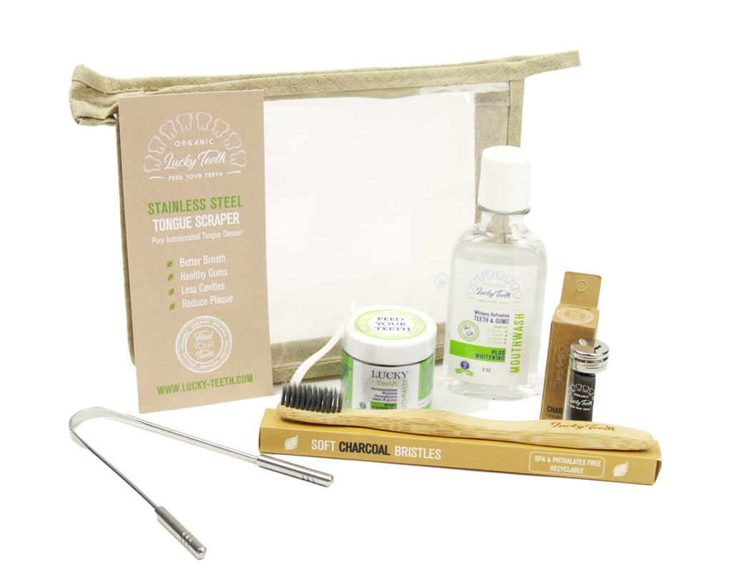Oral Care Travel Kit