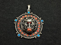 Dragon box pendant