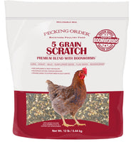 5 Grain Scratch Treat w/ Free Shipping*
