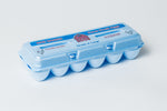Foam Custom Printed Egg Cartons w/ Your Brand Name - FREE SHIPPING
